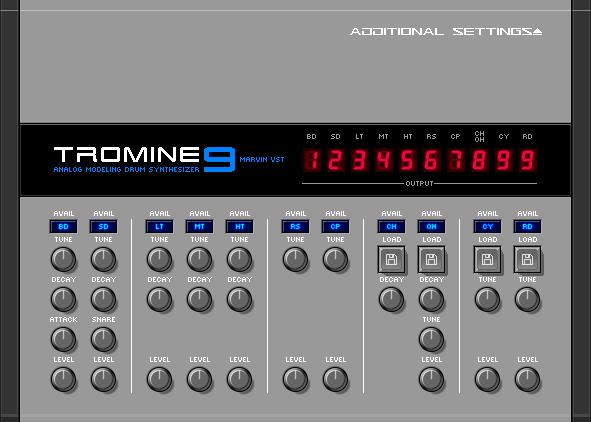 Tromine9