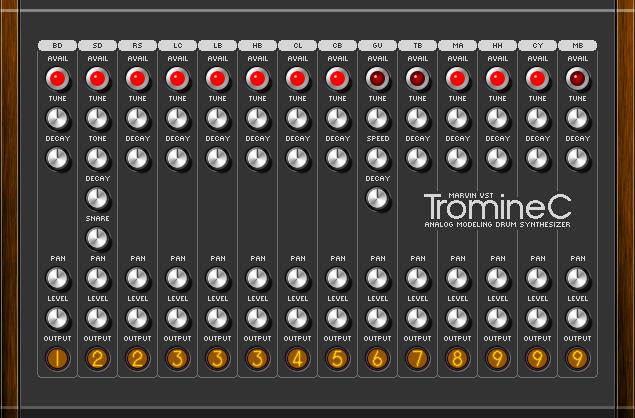 Tromine C