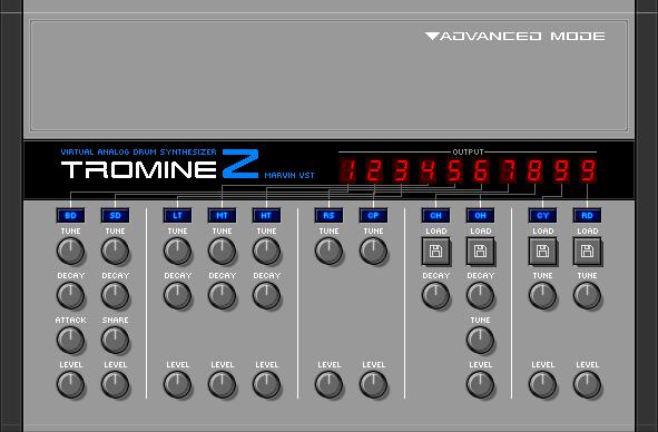 Tromine Z