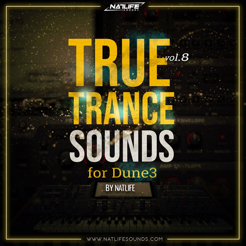 True Trance Sounds Vol.8 for Dune3