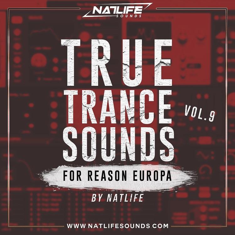 True Trance Sounds Vol.9 for EUROPA