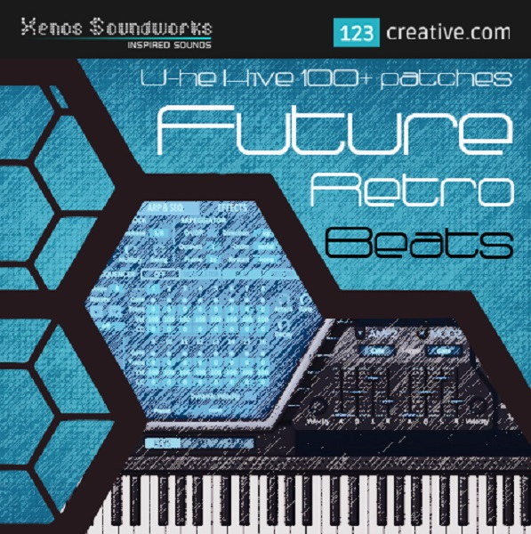 'Future Retro Beats' for U-He HIVE