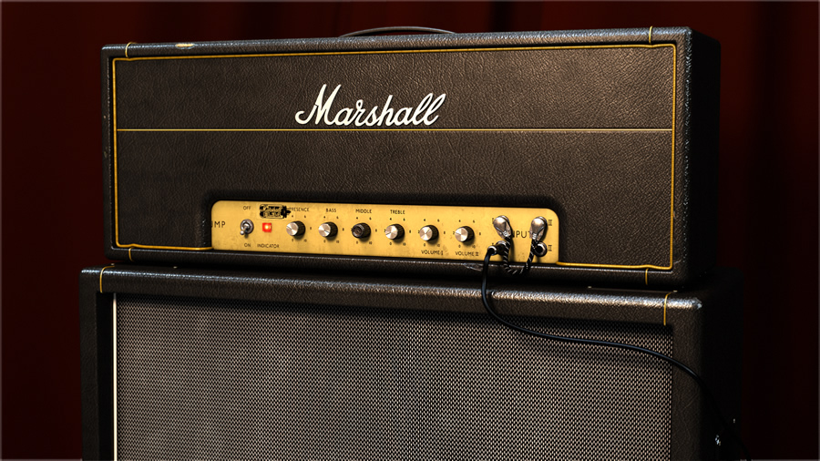Universal Audio and Softube announce Marshall Plexi