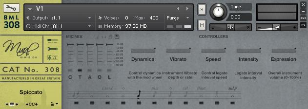 BML Mural Symphonic Strings Vol 1