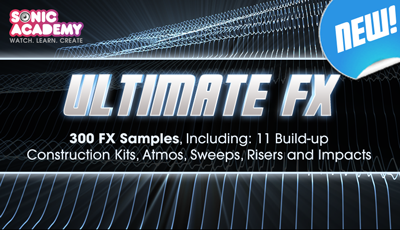 Ultimate FX Sample Pack