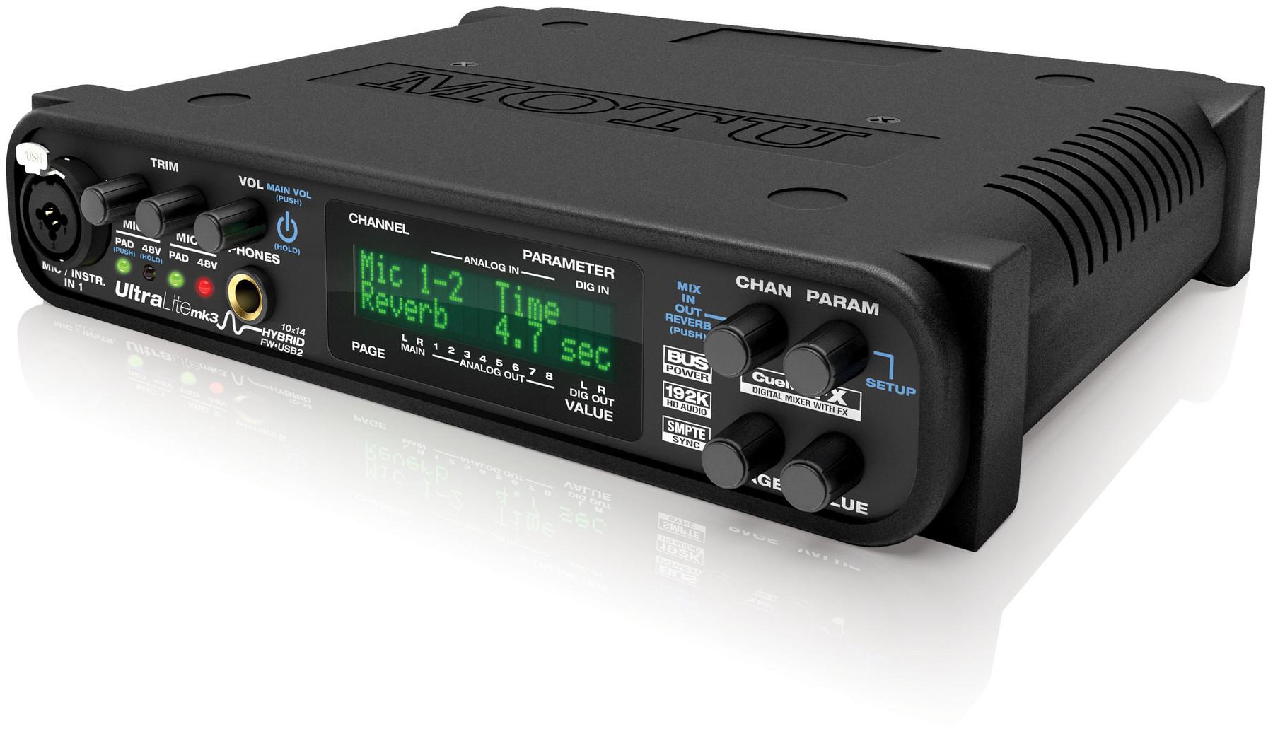UltraLite-mk3 Hybrid