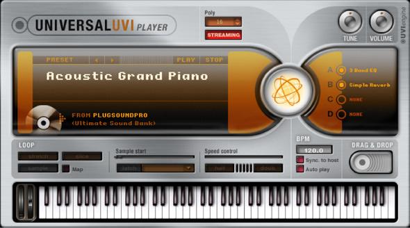 Universal UVI Player