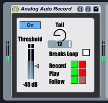 Signal-Based Auto Record