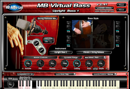 MB Virtual Bass