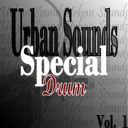 Urban Sounds Special Drum Loops