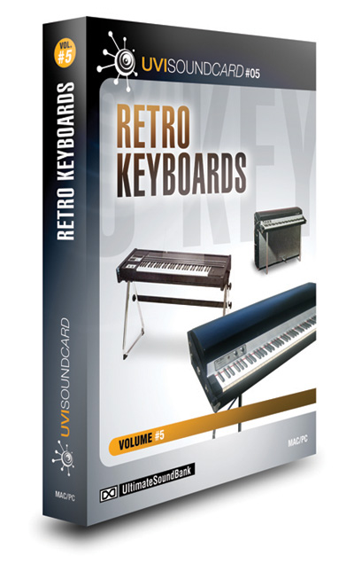Retro Keyboards