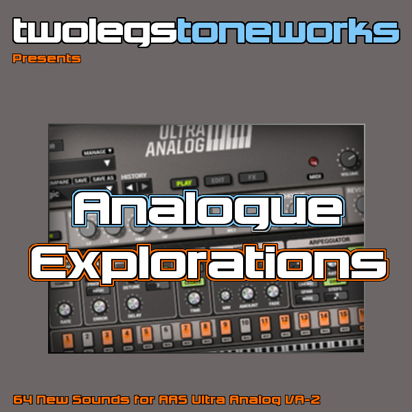 Analogue Explorations for Ultra Analog VA-2