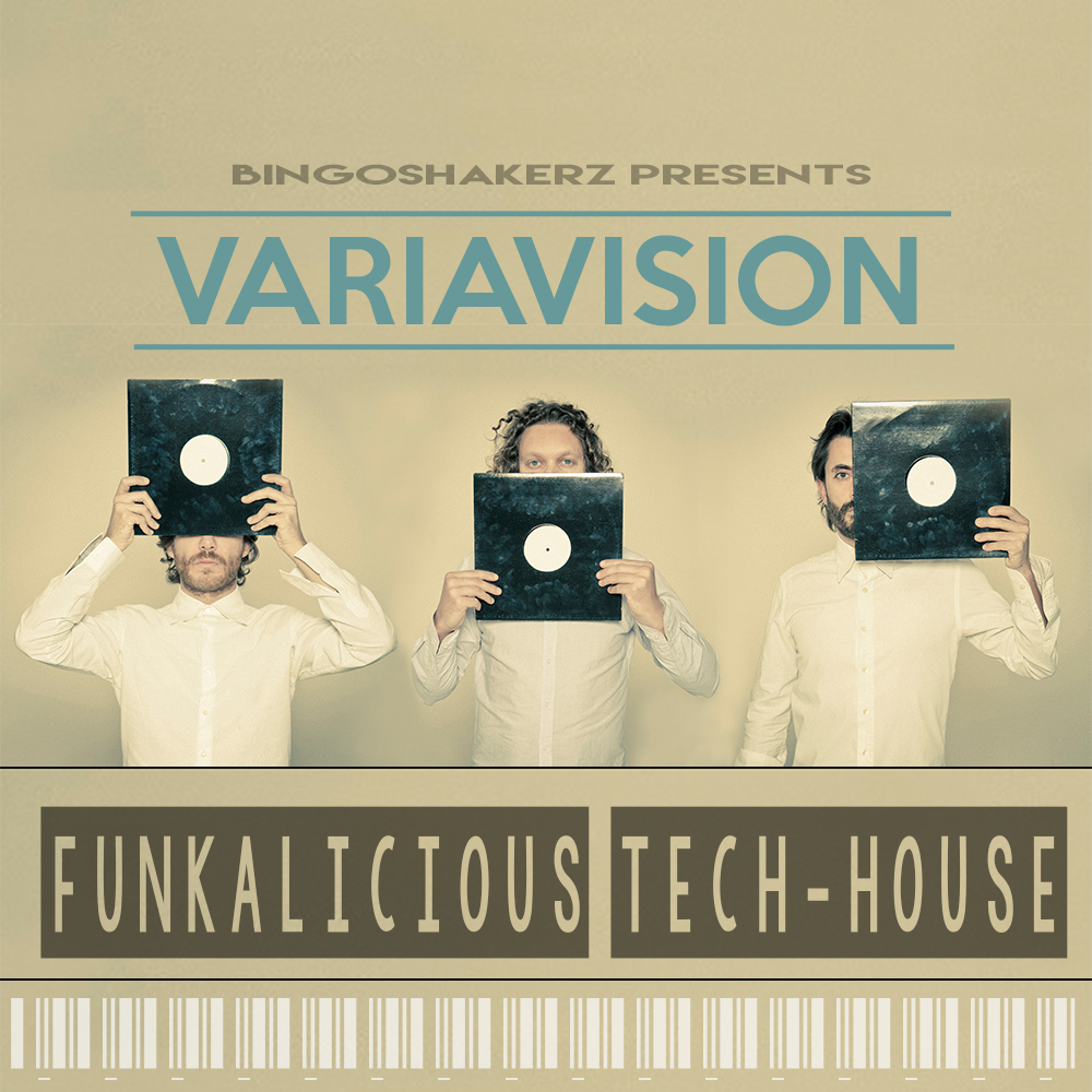 Variavision:Funkalicious Tech House