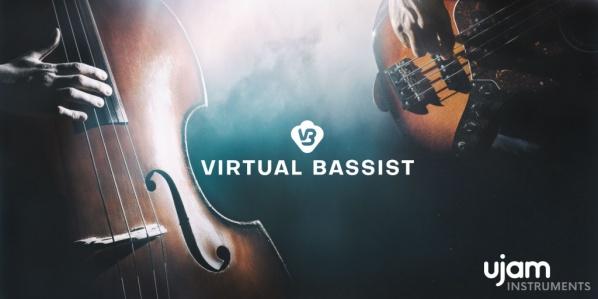 KVR: UJAM Instruments announces Virtual Bassist Product Line