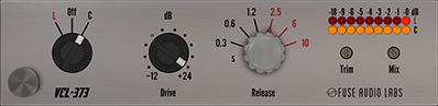 VCL-373 Vintage Compressor/Limiter