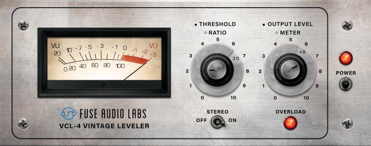 VCL-4 Vintage Opto Leveler