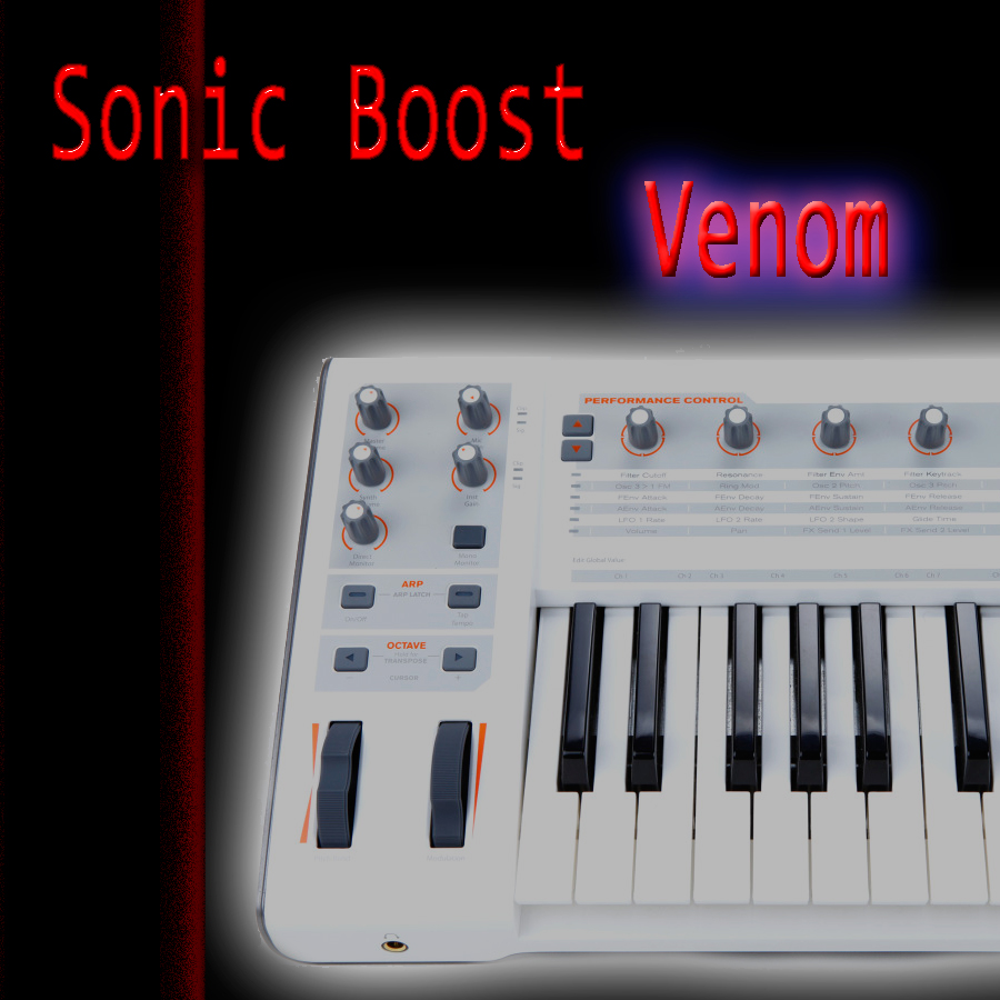 Sonic Boost for Venom
