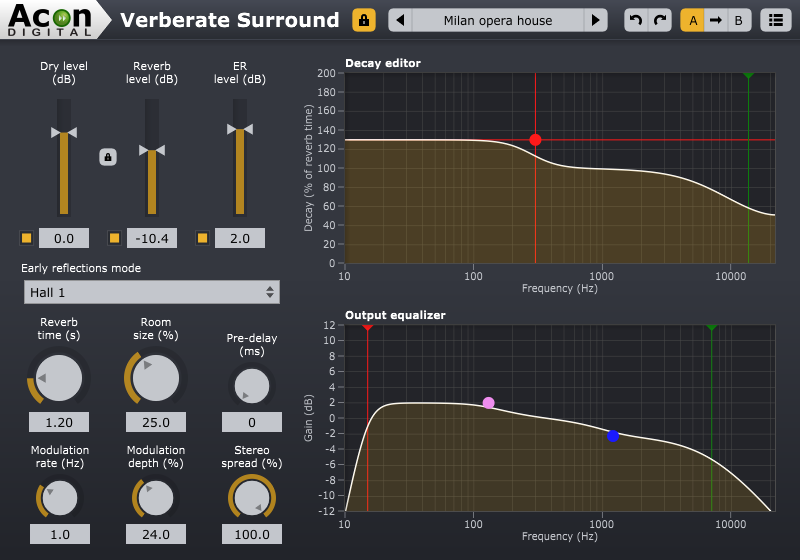 Verberate Surround