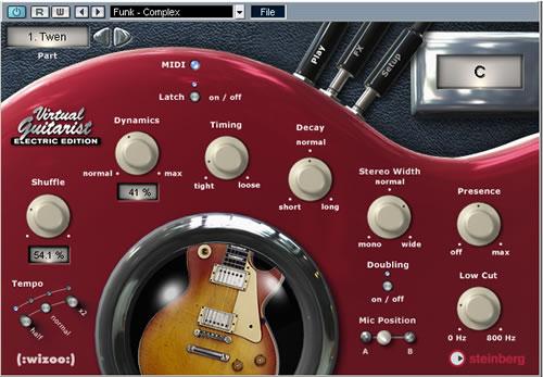 kvr virtual guitarist electric edition by steinberg rhythm guitar vst plugin. Black Bedroom Furniture Sets. Home Design Ideas