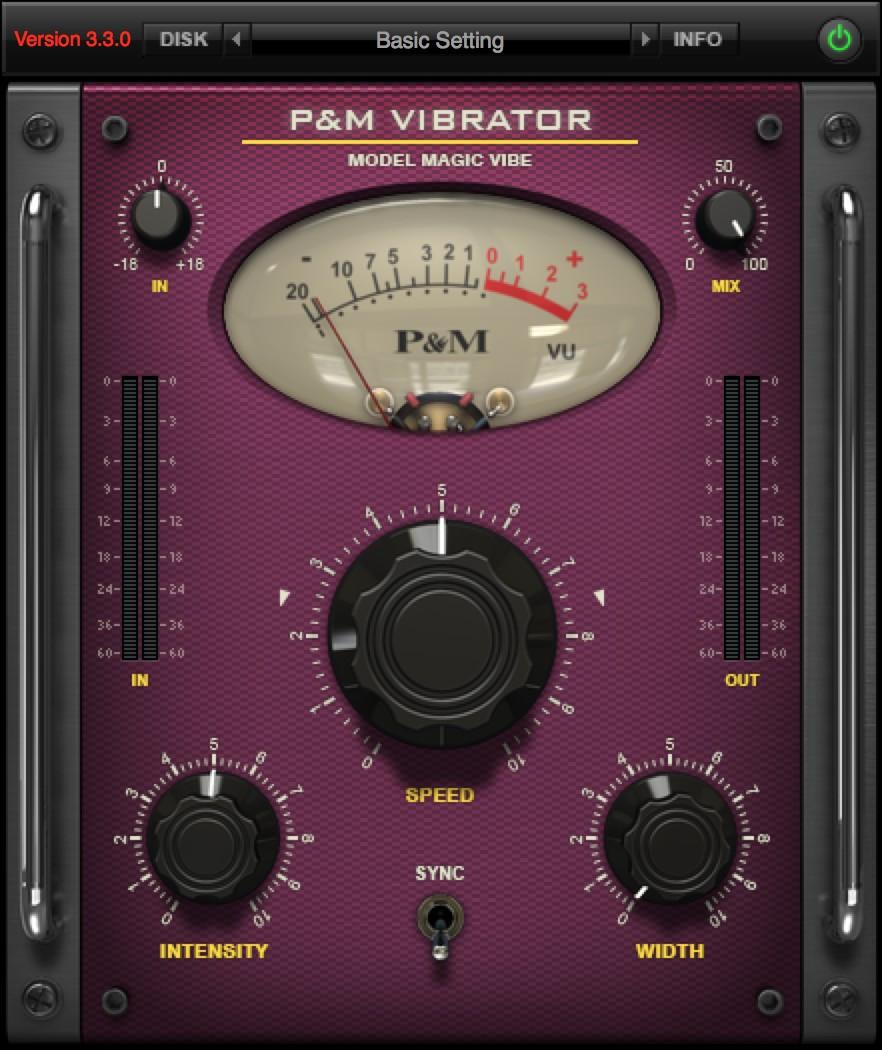 P&M Vibrator