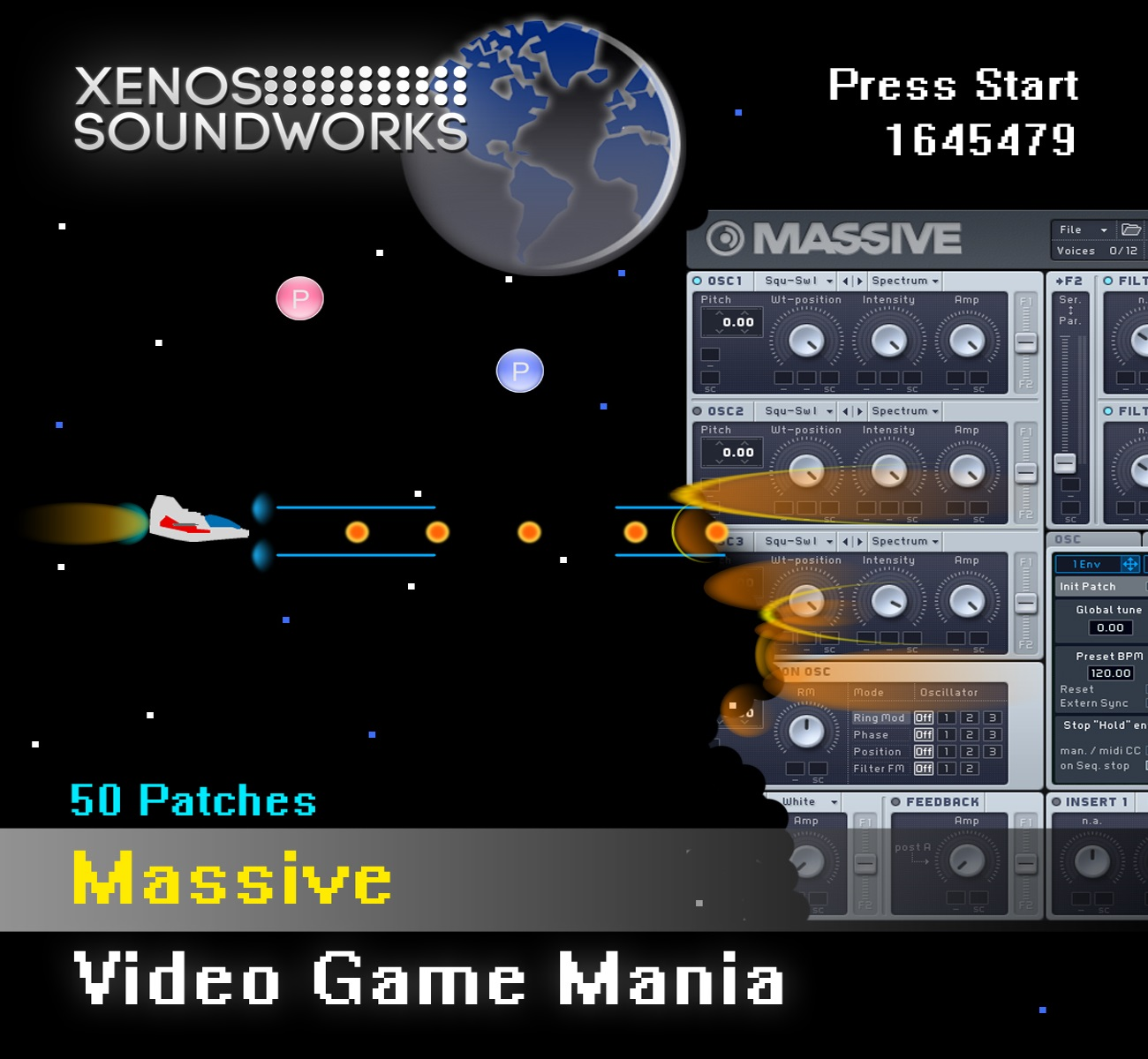 Videogame Mania for N.I. Massive