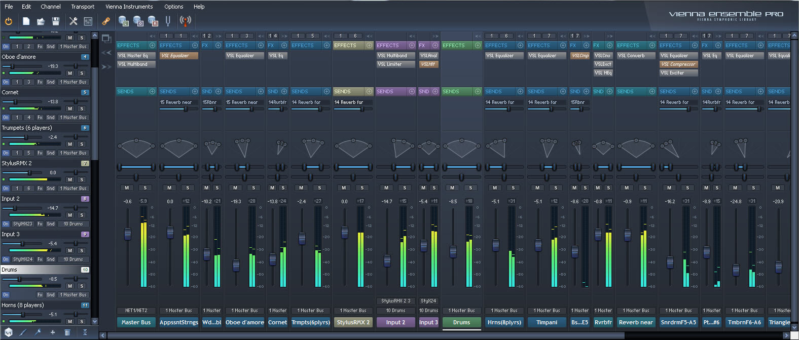 Kvr Vsl Releases Vienna Ensemble Pro Mixing Host