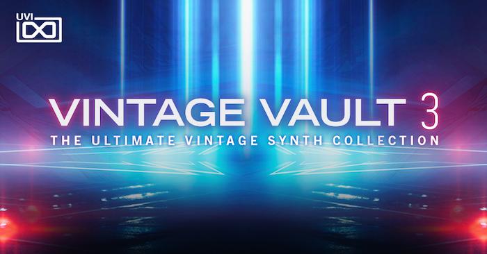Vintage Vault 3