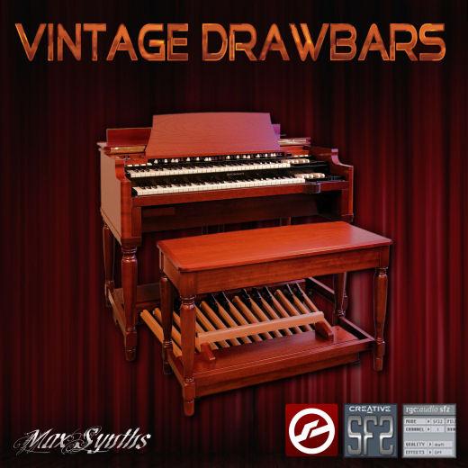 Vintage Drawbars