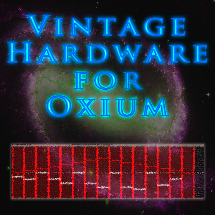 Vintage Hardware for Oxium