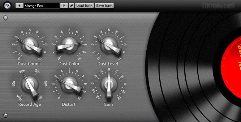 Kvr Tonebytes Releases Vinyl Emulates Sound Of Vinyl