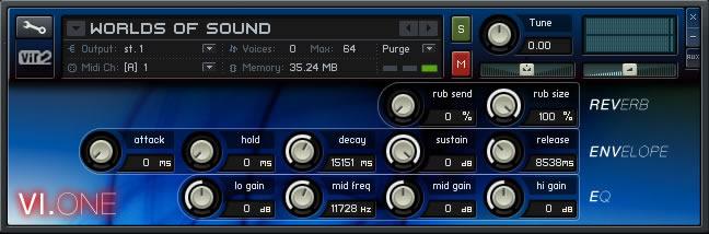 Vir2 Instruments VI One