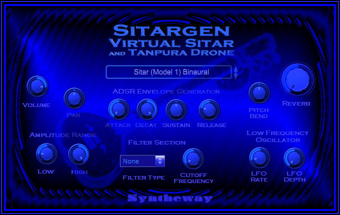 KVR: Syntheway releases Sitargen Virtual Sitar and Tanpura