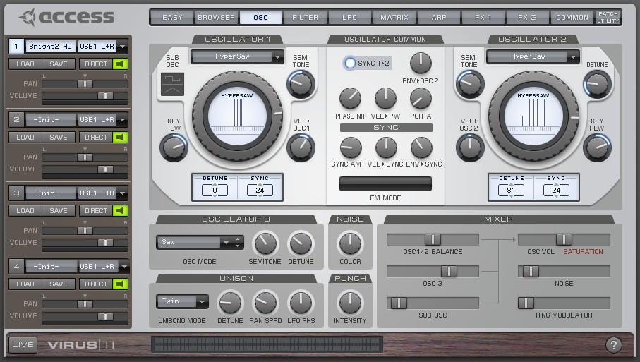 The Sonic Sirius Soundbank Vol.4 by CHE