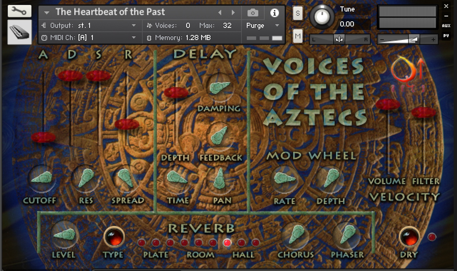 Voices of the Aztecs Kontakt