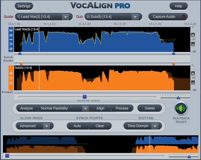 VocALign Pro