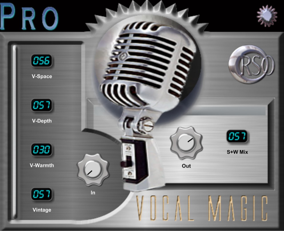 Vocal Magic Pro