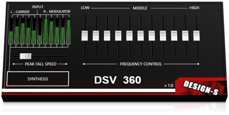 DSV-360 vocoder