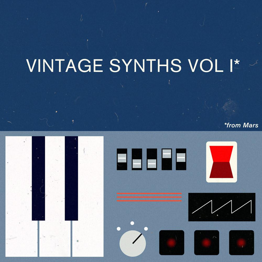 Vintage Synths Vol I