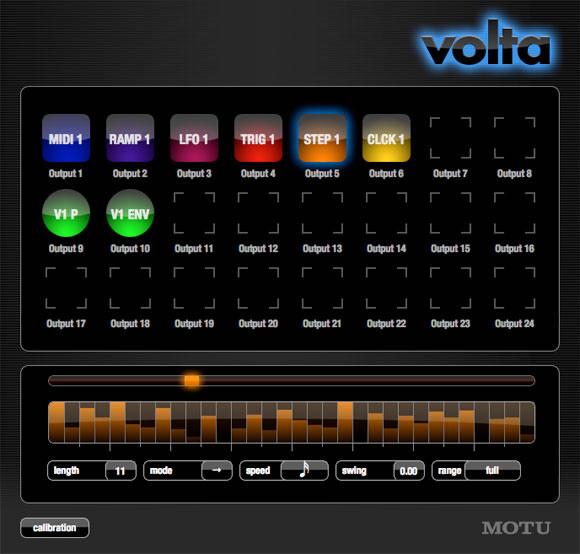 KVR: MOTU announces Volta - MIDI-CV Virtual Instrument