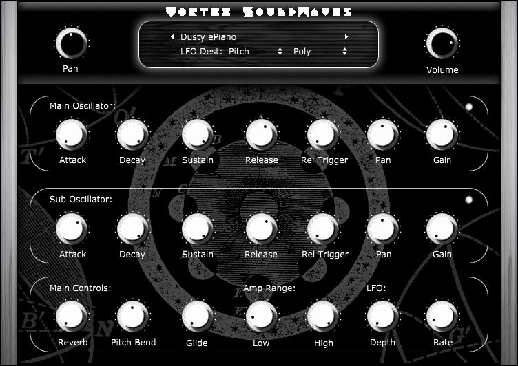 Vortex SoundWaves