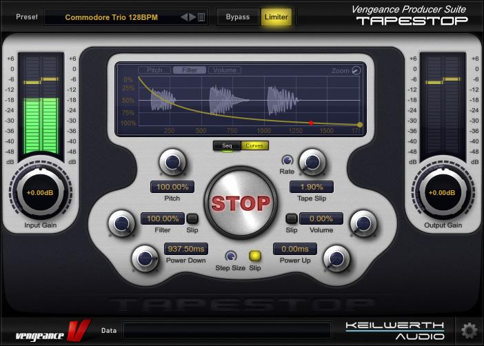 Download Illformed dBlue TapeStop Plugin (Free VST) |Tapestop Vst