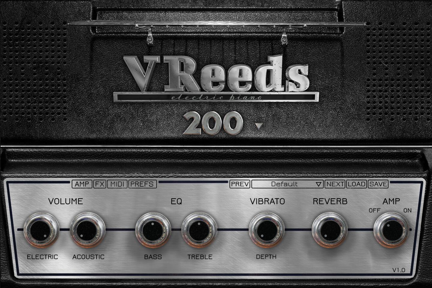 VReeds Electric Piano