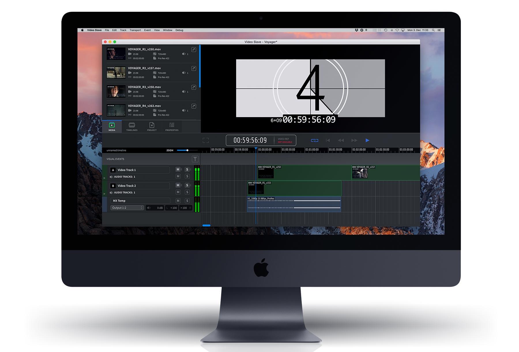 Video Slave 4 Pro
