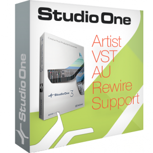 VST and AU and Rewire Support