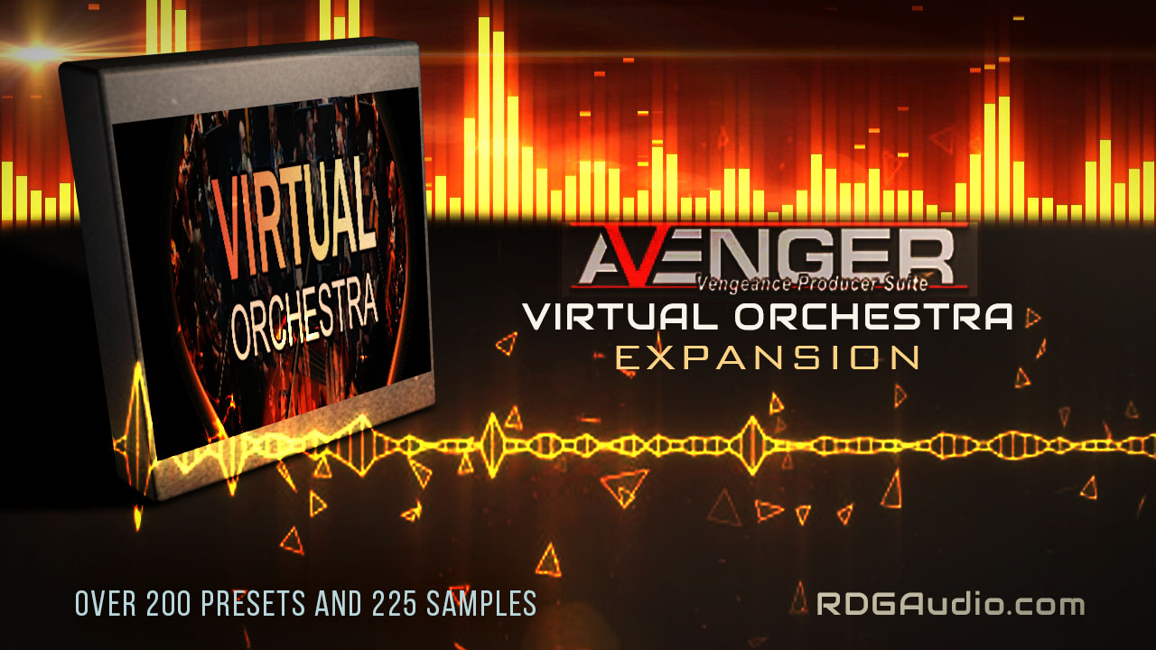 Virtual Orchestra VPS Avenger Expansion