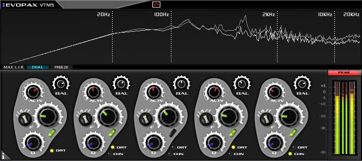 VTM5 Polyphonic EQ