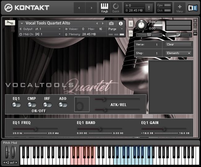KVR: Bela D Media releases Vocal Tools Quartet for Kontakt