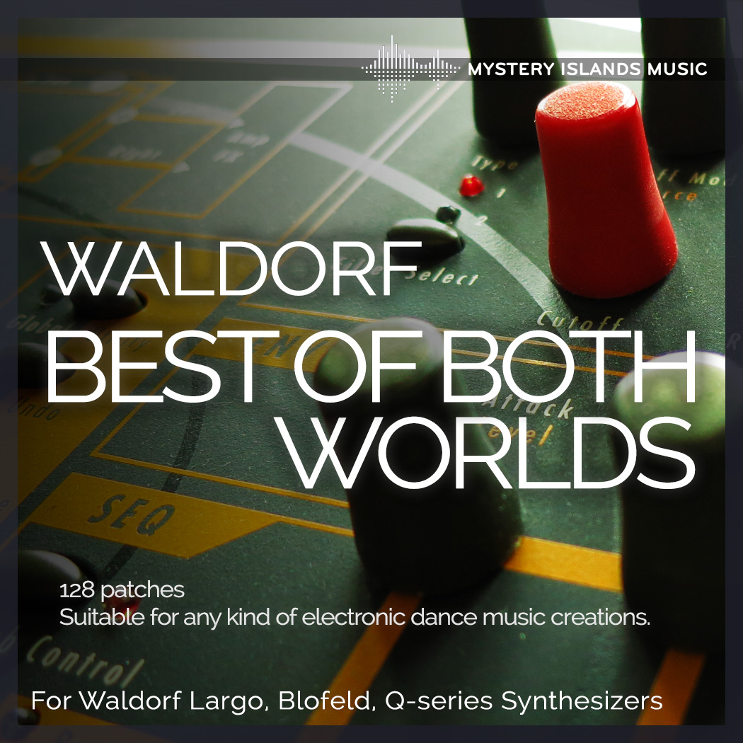 Waldorf 'Best of both worlds' Soundset