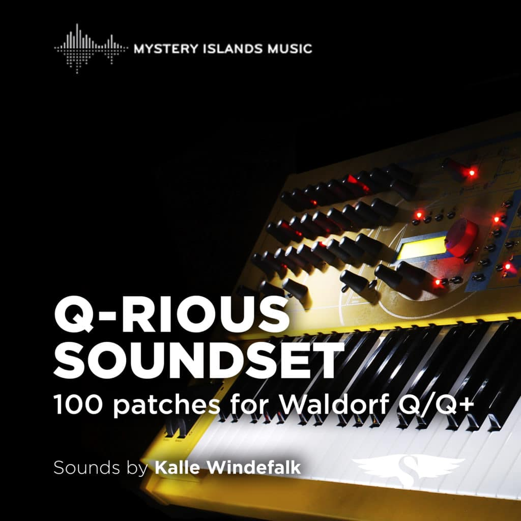 Waldorf Q-Rious Soundset