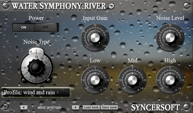 Water Symphony: River